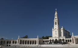 Sanctuary Fatima, Portugal Royalty Free Stock Photos