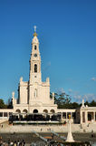 Sanctuary of Fatima, Portugal Royalty Free Stock Photos