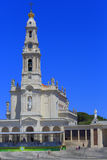 Sanctuary of Fatima Santuario de Fatima, Basilica Royalty Free Stock Images