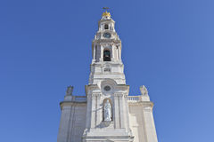 Sanctuary of Fatima Stock Photo