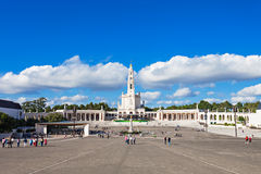 Sanctuary of Fatima Royalty Free Stock Photo