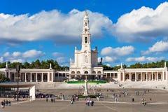 Sanctuary of Fatima Royalty Free Stock Photo