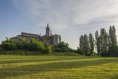 Sanctuary of Grazia Stock Photo
