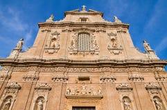 Sanctuary of Holy Crucifix. Galatone. Puglia. Italy. Stock Images