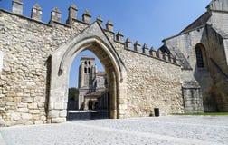 Sanctuary of Huelgas, Burgos Royalty Free Stock Photos