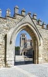 Sanctuary of Huelgas, Burgos Stock Images