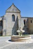 Sanctuary of Huelgas, Burgos Royalty Free Stock Photography