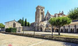 Sanctuary of Huelgas, Burgos Stock Images