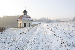 Sanctuary of Kalwaria Zebrzydowska Stock Photo