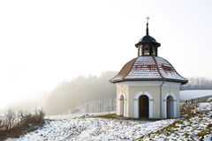 Sanctuary of Kalwaria Zebrzydowska Stock Photography