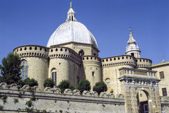 Sanctuary of Loreto Royalty Free Stock Photography