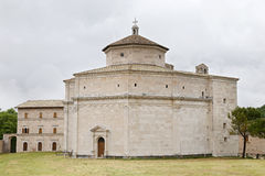 Sanctuary of Macereto, Macerata Stock Images
