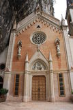 Sanctuary of Madonna della Corona Stock Photography