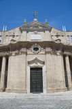 Sanctuary of Madonna della Misericordia. Macerata. Royalty Free Stock Photography