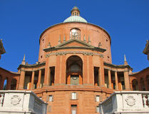Sanctuary of the Madonna di San Luca Royalty Free Stock Photography