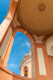 Sanctuary of the Madonna di San Luca. Bologna, Italy Royalty Free Stock Photography