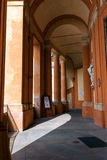 Sanctuary of the Madonna di San Luca. Bologna, Italy Royalty Free Stock Photo