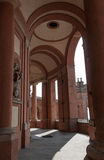 Sanctuary of the Madonna di San Luca. Bologna, Italy Stock Photo