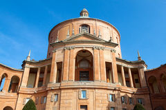 Sanctuary of the Madonna di San Luca. Bologna, Italy Royalty Free Stock Image