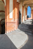 Sanctuary of the Madonna di San Luca Stock Photos