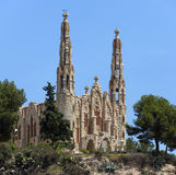 Sanctuary of Mary Madgalene - Novelda - Spain Royalty Free Stock Photo
