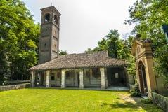Sanctuary of Marzale Stock Image