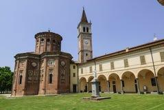 Sanctuary of Misericordia (Italy) Stock Photo