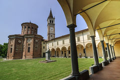 Sanctuary of Misericordia (Italy) Stock Photos