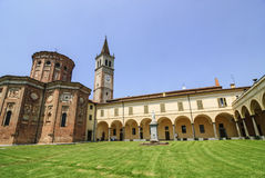 Sanctuary of Misericordia (Italy) Royalty Free Stock Images