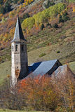 Sanctuary of Montgarri, Valle de Aran, Spain Stock Photo