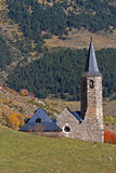 Sanctuary of Montgarri, Valle de Aran, Spain Royalty Free Stock Photo
