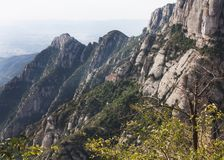 Sanctuary in Montserrat Royalty Free Stock Photo