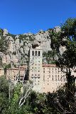 Sanctuary of Montserrat royalty free stock photography