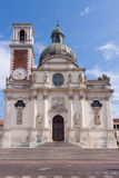 Sanctuary of Mother Mary in Monte Berico Vicenza Royalty Free Stock Images