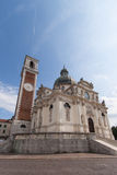 Sanctuary of Mother Mary in Monte Berico Vicenza Stock Photos