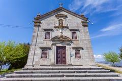 Sanctuary of Nossa Senhora do Pilar. Stock Images
