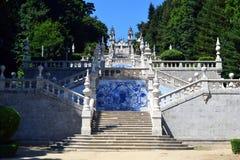 Sanctuary of Nossa Senhora dos Remedios Stock Image