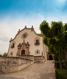 The Sanctuary of Nostre Senyora Royalty Free Stock Photos