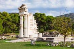 Free Sanctuary Of Asclepios, Epidaurus Royalty Free Stock Image - 101364086