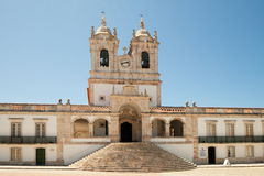 Sanctuary of Our Lady of Nazare Stock Image
