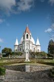 Sanctuary in Portugal Stock Photo