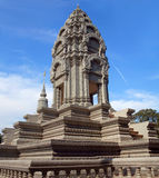 Sanctuary of Princess Norodom Kantha Bopha in Phnom Penh, Cambodia Royalty Free Stock Photography