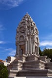 Sanctuary of Princess Norodom Kantha Bopha in Phnom Penh, Cambodia Royalty Free Stock Photos