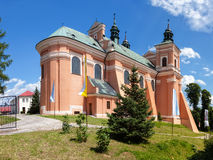Sanctuary in Radecznica Stock Images