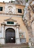 Sanctuary of Saint Rosalia Stock Image
