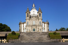 Sanctuary of Sameiro, Braga Stock Images