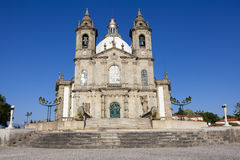 Sanctuary of Sameiro, Braga Stock Photos