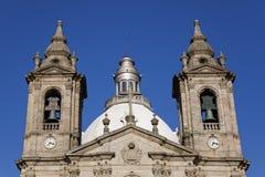Sanctuary of Sameiro, Braga Stock Images