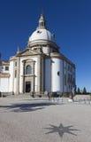 Sanctuary of Sameiro, Braga Royalty Free Stock Image
