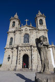Sanctuary of Sameiro, Braga Royalty Free Stock Images